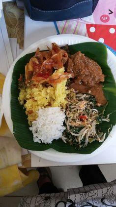 Nasi tumpeng for teacher day