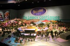One Man's Dream news - Fantasyland model to be on display at One Man's Dream exhibit