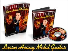 Learn Heavy Metal Guitar. Sick of boring and complicated theory? I know how you feel, you just wanna plug in, crank up the distortion and volume and start thrashing to your favorite tune right? I teach you how right here...
