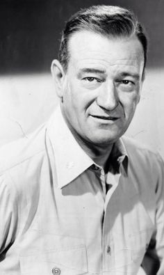 John Wayne, 1957