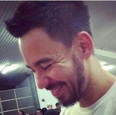 Mike Shinoda #linkinpark #smile
