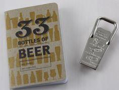 "Bespoke Post Review & Coupon – July 2015 ""Cheers"" - 33 Hermetus Bottle Opener/Re-Sealer – Value $9"