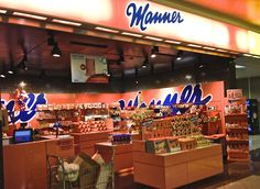 Manner wafer cookies from Vienna, Austria make a great food souvenir. Manner wafer cookies have a 100 year history and their light creamy filling will make you Salzburg, Austrian Recipes, Austrian Food, Vienna Waits For You, To Go, Travel General, Heart Of Europe, Austria Travel, Girls Getaway