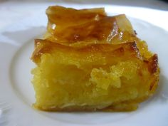 mari plateau: Αφράτη πορτοκαλόπιτα Cornbread, Macaroni And Cheese, Pie, Sweets, Sugar, Breakfast, Ethnic Recipes, Desserts, Food