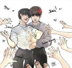 Jeon jealous