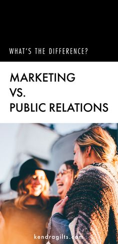 What is the difference between marketing and public relations? A simple definition and how to master the difference between marketing strategy and public relations. Learn how to be a girl boss within Marketing Poster, Marketing Logo, Marketing Communications, Content Marketing, Social Media Marketing, Public Relations Career, Human Resources Career, Simple Definition, Pinterest Marketing
