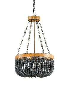 Lana Chandelier by Currey & Company