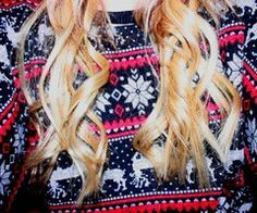 I want a sweater like this!