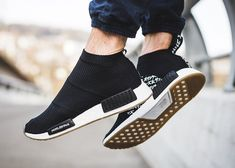 super popular 34ff1 9fa7b Buy Adidas x United Arrows   Sons City Sock NMD Sneakers + Review