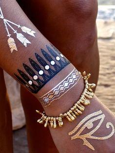 Flash Tattoos how Fun!