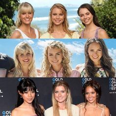 Mako Mermaids - The mermaids of Season 1, Season 2 and Season 3