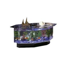 Coffee Table Fish Tank For Sale Aquarium Tables Pinterest - Acrylic aquariumfish tank clear round coffee table with acrylic