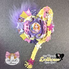 Tangled Bow~ OOAK Dollhouse Market An Auction Style Event Opens 4/28/15 at 5 PM CST Closes at 4/30/15 at 9 PM CST Purchase Here: www.facebook.com/dollhousedesigngroup