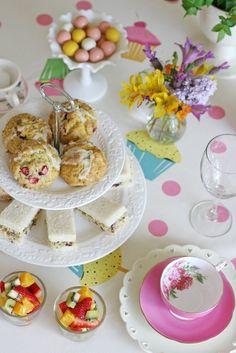 Glorious Treats: Tea with Cecilia and cucumber sandwiches recipe