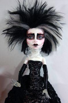 """Sweeney Sioux"" - Redux 1 Art Doll"