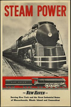Steam power by Boston Public Library, via Flickr