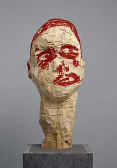 Excentrique, 1993, by Georg Baselitz