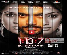 1;13:7 Ek tera saath movie trailer | 1;13:7 Ek tera sath upcoming Bollywood movie,cast in this movie Ssharad Malhotra, Hritu Dudani, and Melanie Nazareth |