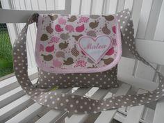 LANTINEA,Kindergartentasche mit Namen,Kindertasche von LANTINEA  auf DaWanda.com
