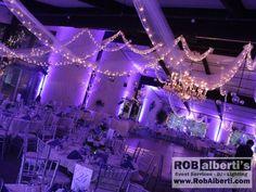 Shaker Farms Country Club Westfield MA Wedding Reception Lighting -  www.robalberti.com0 IMG_1362