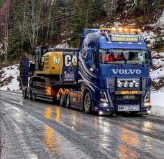 Show Trucks, Big Rig Trucks, Road Train, Volvo Trucks, Heavy Truck, Commercial Vehicle, Peterbilt, Custom Trucks, Heavy Equipment