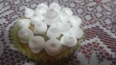 Cupcake de Zanahoria con merengue