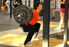 Vertical jump exercises: deep back squat   hang clean pulls