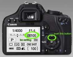 Camera Tutorial – A Lesson on ISO