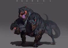 Demon cerberus