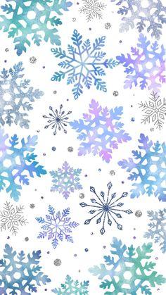 Snowflake wallpaper winterwallpaper Winter wallpaper winterwallpaper Snowflake w.