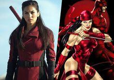 Family Geek Brasil: Nova Elektra para série do Demolidor é escolhida