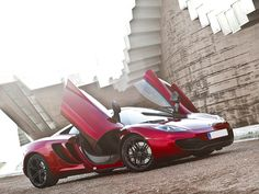 McLaren MP4 12C - Specifications - Wings and Gears