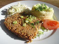 Linsenbraten, ein raffiniertes Rezept aus der Kategorie Vegetarisch. Bewertungen: 5. Durchschnitt: Ø 4,0.