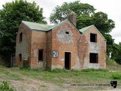 abandoned village Imber, England  1943 England