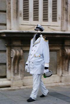 Street Performer, Madrid, Spain   Flickr - Photo Sharing!