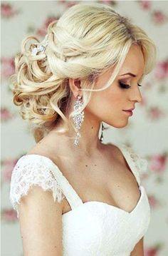 20 Wedding Hair Ideas for Spring 2017