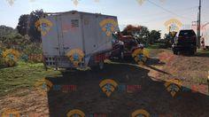 Aseguran camioneta y toma de huachicoleros en Ocotepec
