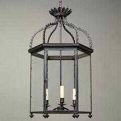 Vaughan Designs | Regency Hall Lantern. Anything similar will be true to the period with contemporary twist.