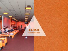 PRISM is EPDM rubber and cork flooring for athletic and multi-purpose use. The bright, bold colors, will add fun to any space!  #prism #prismacolor #prismpalette #prismcolor #prismacolors #orange #orangecounty #orangeisthenewblack #orangesky #orangejuice #orangecats #orangeaesthetic #orangetheory #orangery #orangerie Orange Sky, Orange Cats, Orange Is The New Black, Framing Effect, Orange Theory, Fitness Facilities, Cork Flooring, Orange Aesthetic, Gym Design