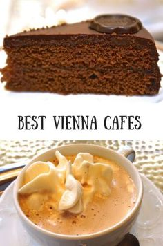 Best Cafes Vienna For Coffee And Cake