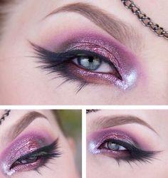 Makeup � La Poudre de Comete