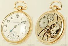 Jewelry & Watches Cheap Sale Vintage 16 Size Rockford 3 Finger Bridge Pocketwatch Movevement Watches, Parts & Accessories