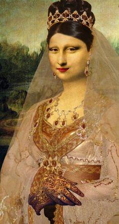 Mona Lisa: Empress