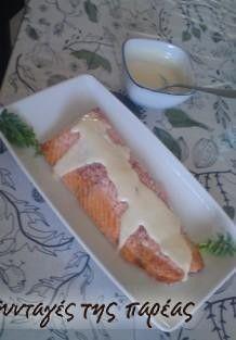 Αυτη η σάλτσα συνοδεύει τέλεια κάθε είδους ψάρι. Cooking Time, Cooking Recipes, Healthy Alternatives, Fish And Seafood, Fish Recipes, Dairy, Cheese, Make It Yourself, Dinners