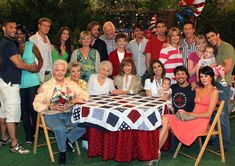 days on our lives | Days Of Our Lives - Bo & Hope's 4th of July Party