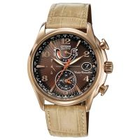 #Citizen #Watch FC0003-26X #Women's Brown Dial Radio Controlled Watch