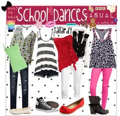 Middle School Dance On Pinterest | School Dances Polyvore And Middleu2026