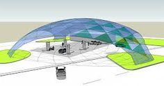 Design of Petrol Station