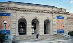 Meeting at the Museum. Spring into Art. #ShopBURU #Lookbook