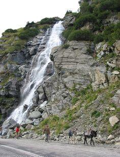 Atracţii naturale din Muntenia